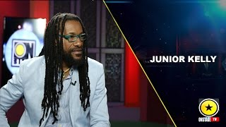 Junior Kelly Takes Aim At Jamaica With 10th Album