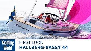 Hallberg-Rassy 44被提名為年度歐洲遊艇