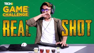 Real Sh0t Challenge with HydraFlick | Tech2 Game Challenge | PUBG