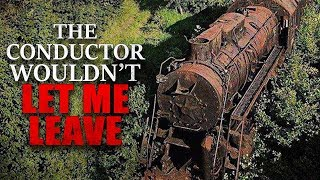 """""""I woke up on a train. The conductor wouldn't let me leave"""" Creepypasta  r/nosleep"""