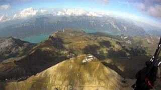 Paragliding: Grindelwald First   Interlaken