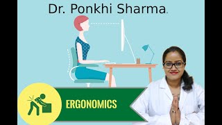 Ergonomics | Office Exercises by Dr. Ponkhi Sharma |