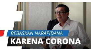 Puluhan Ribu Narapidana Dibebaskan untuk Cegah Penyebaran Virus Corona di Lapas