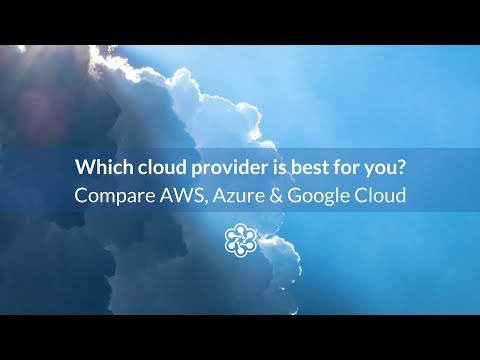 AWS, Google Cloud, and Azure Compared in Under 5 Minutes