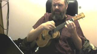 John Berry - I Think About It All the Time ukulele cover