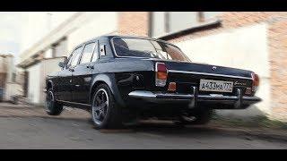 600 л.с. Волга КГБ — турбина, шины, диски и сборка мотора