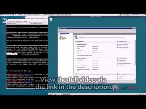 From XSS to Domain Admin - Demo