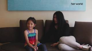Her World Kids  Talk - Q&A with Anggun