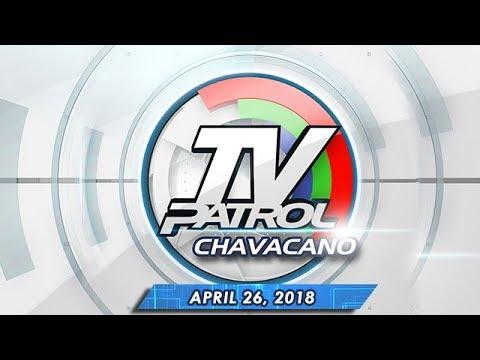 [ABS-CBN] TV Patrol Chavacano – Apr 26, 2018
