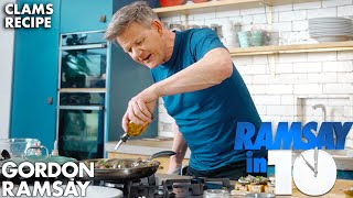 The Perfect Seafood Dish for any Party...in Under 10 Minutes   Gordon Ramsay