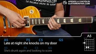 Self Steem de Offspring Acordes para guitarra