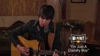 Mo Pitney - I'm Just a Country Boy (Official Acoustic Video) (Don Williams Cover)