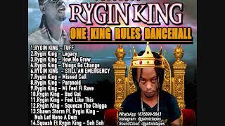 DANCEHALL MIX SEPTEMBER 2018 DJ GAT  RYGIN KING ONE KING RULES 1876899 5643