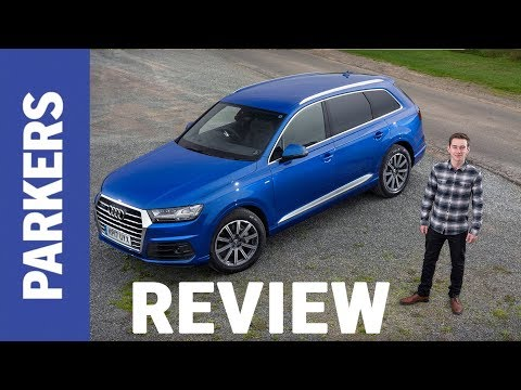 Audi Q Review Summary Parkers - Audi q7 reviews