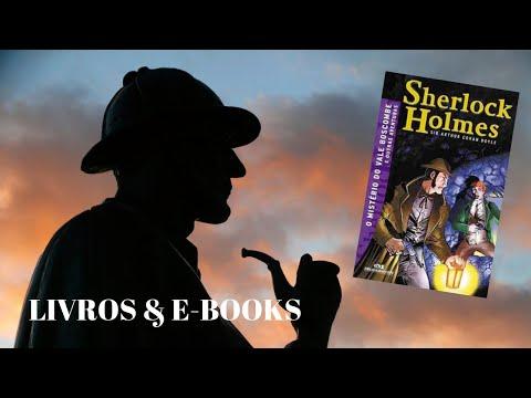 #lendosherlock O MISTÉRIO DO VALE BOSCOMBE - Arthur Conan Doyle