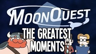 The Yogscast - Greatest Moments of MoonQuest