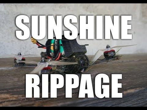 Sunshine Rippage - HaloRC Archon V2 - iFlight Xing 2207 2450kv