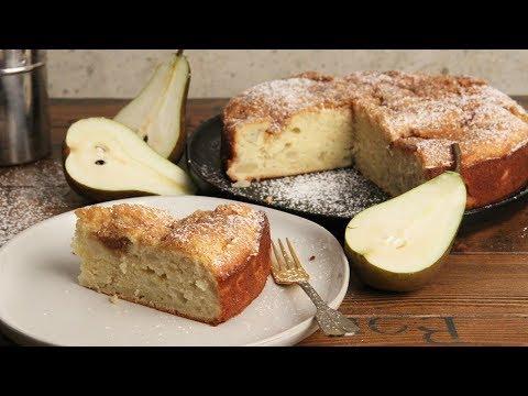 Pear Cardamom Cake | Ep. 1296