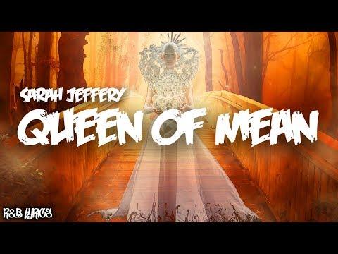 Queen of mean lyrics