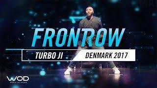 Turbo JI   FrontRow   World of Dance Denmark Qualifier 2017   #WODDK17
