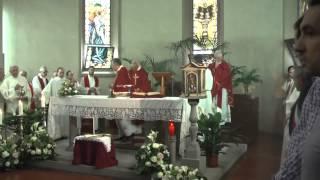 preview picture of video 'Don Brunetto Fioravanti - Parrocchia di santa Maria a Scandicci FI - 29 giugno 2014'