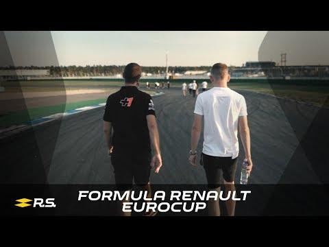 2018 Formula Renault Eurocup - Trackwalk