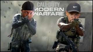 Watch Out For Me And Trent In The COD Tourney! We're A Threat! (2v2 Gunfight)