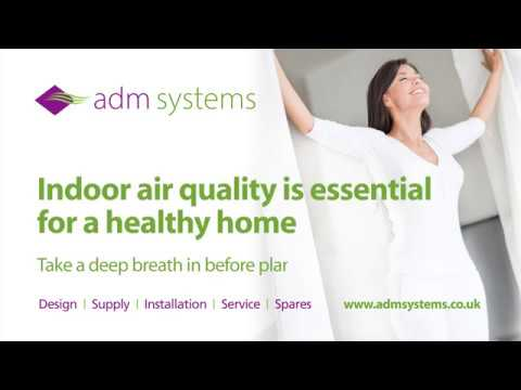 Indoor Air Quality for a Healthy Home from ADM Systems