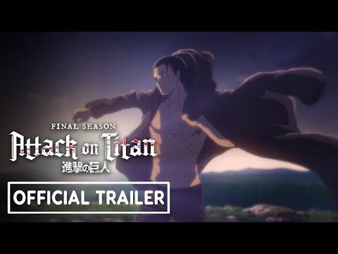 Attack on Titan Season 4 (Final Season) - Official Trailer | English Sub