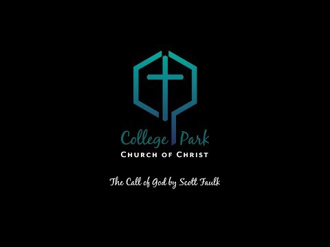 The Call of God by Scott Faulk
