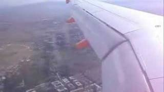 preview picture of video 'EasyJet EZY4683 From Schönefeld Landing in Ciampino'