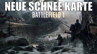Die neue Schneekarte #76 Let's Play Battlefield 1