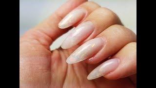 Как сделать ОПАЛОВЫЕ ногти | How To Do Opal Nails