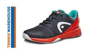 Ανδρικά παπούτσια τένις Head Nitro Team video