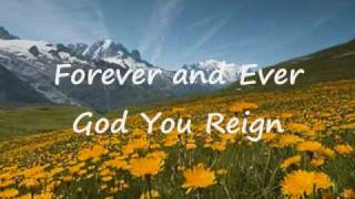 """Video thumbnail of """"God You Reign - Lincoln Brewster"""""""