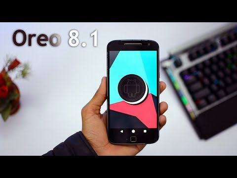 AICP 13 1 ROM (Android 8 1 Oreo Update): Moto G4 Plus/Play