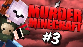MURDER MYSTERY SUR MINECRAFT ! MAP MANOIR HANTÉE ! EPISODE 3 !
