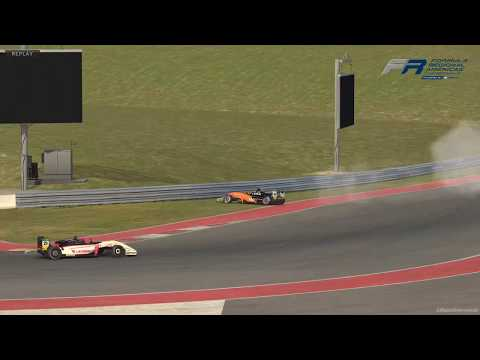 FR Americas iRacing Invitational Championship | Round 2 at COTA