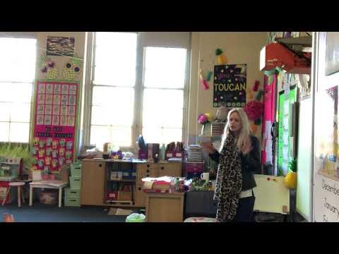 Writing Lesson: Describing settings using our senses