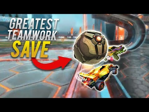 Rocket League Gamers Are Awesome #31 | BEST GOALS & SAVES MONTAGE