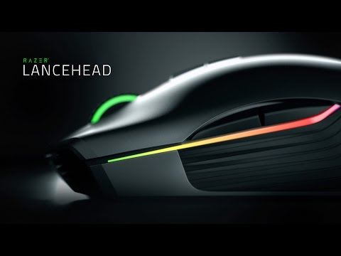 Razer Lancehead | World's Most Advanced Wireless Gaming Mouse
