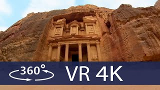 7th world wonder: Petra (Jordan) in 360 VR