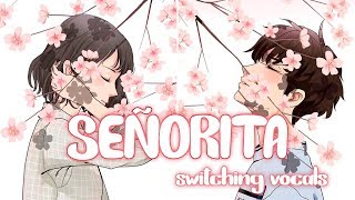 Nightcore   Señorita (Switching Vocals)