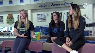 Full House: Three Former Olympians Under One Roof At UCLA