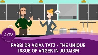 Feel like sometimes you can't help but lose your temper? Here's a lesson on anger by Rabbi Akiva Tat