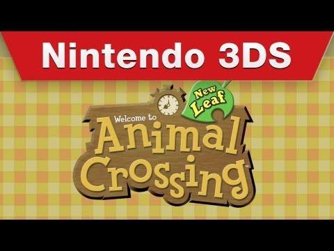 Видео № 0 из игры Animal Crossing: New Leaf - Welcome Amiibo [3DS]