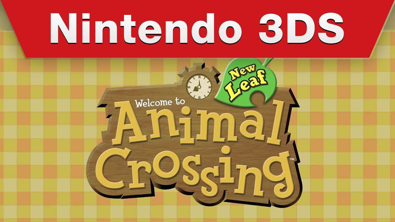 Animal Crossing: New Leaf Gets A Relaxing New Trailer