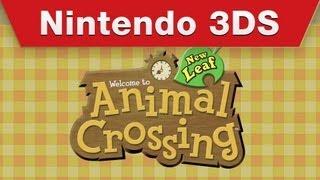 Nintendo 3DS - Animal Crossing: New Leaf Trailer