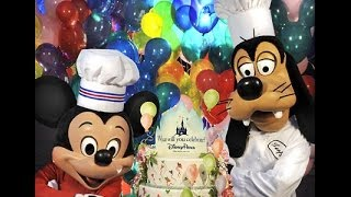 Happy Birthday From Disney