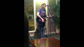 "Jordin Baas Live @ New Moon Cafe ""Not The End"""